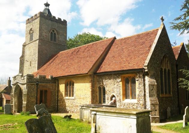 Little Cornard Church