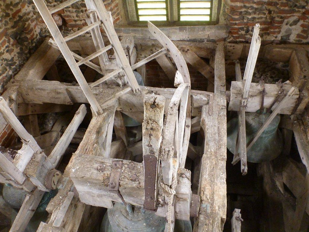 The Belfry Before Restoration
