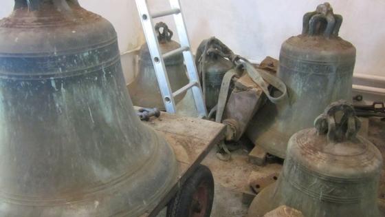 The Bells Before Restoration