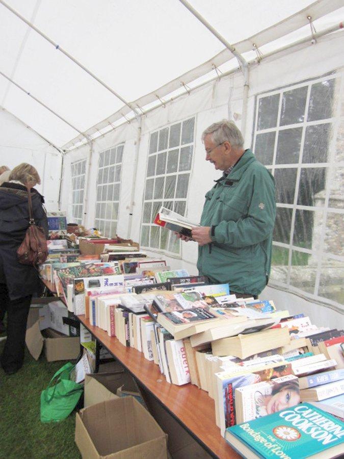 Harvest Fair Book Stall