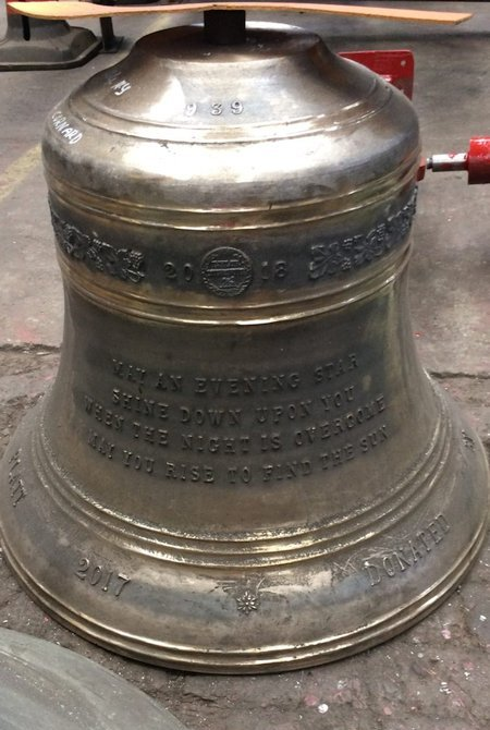 New Treble Bell