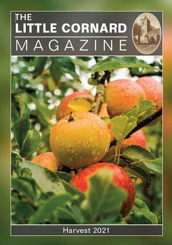 Harvest 2021 cover